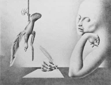 Voorbeeld expositie stuk